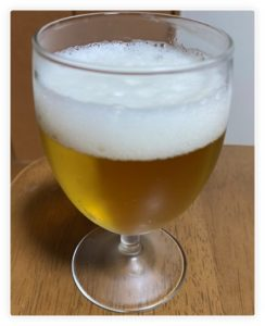 レモンビールグラス
